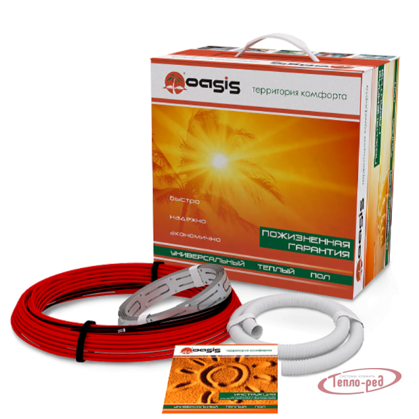 Купить Комплект универсального теплого пола OS-850