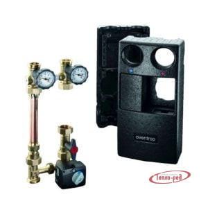 Купить Насосно-смесительная группа Oventrop Regumat M3-180 DN25 с 3-ходовым смесителем и сервоприводом, без насоса