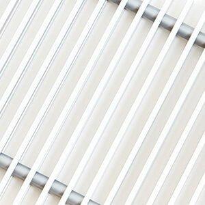 Купить Решетка рулонная алюминиевая PPA 250-1800