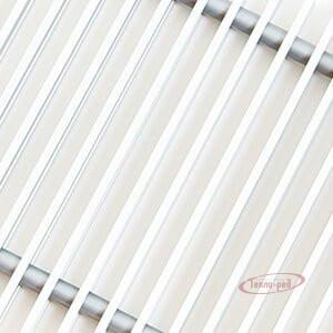 Купить Решетка рулонная алюминиевая PPA 200-1400
