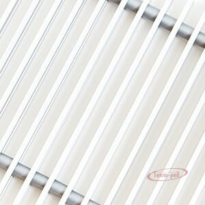 Купить Решетка рулонная алюминиевая PPA 200-1800