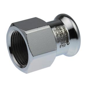 Купить Соединитель с внутренней резьбой Steel 35×1,5 G 1 1/4″