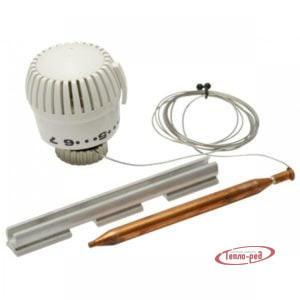 Купить Термоголовка с накладным датчиком для насосной группы KAN-therm