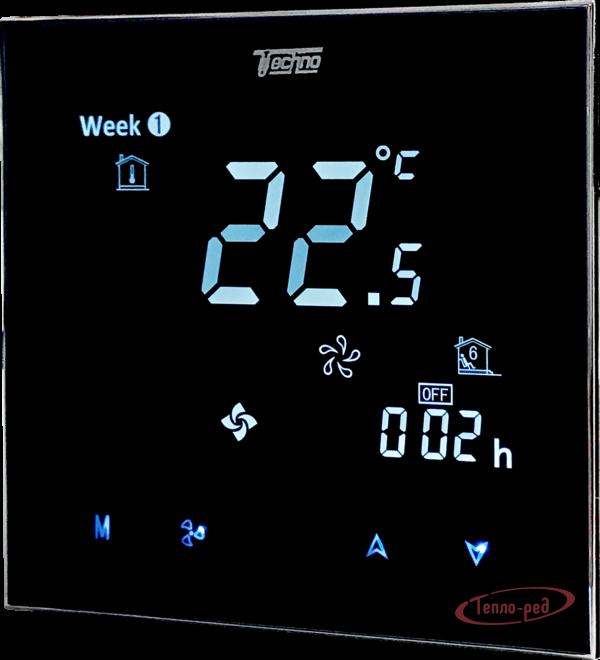 Купить Термостат сенсорный Techno КТ-200