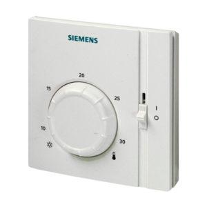 Купить Настенный электромеханический термостат Siemens RAA 21