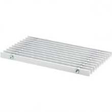 Купить Решетка продольная алюминиевая 111D 300-1300