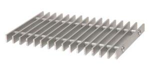 Купить Решетка рулонная алюминиевая 114D 300-1200