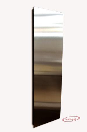 Купить Вертикальный дизайн-радиатор SAVVA DRV 649 с панелью Mirror Bronze