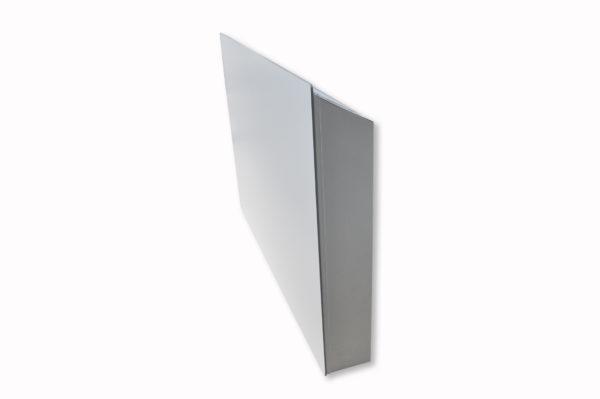 Купить Горизонтальный дизайн-радиатор SAVVA DRH 2573 с панелью Color