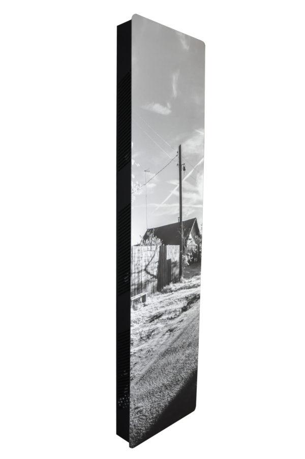 Купить Вертикальный дизайн-радиатор SAVVA DRV 2005 460 мм с панелью Decor