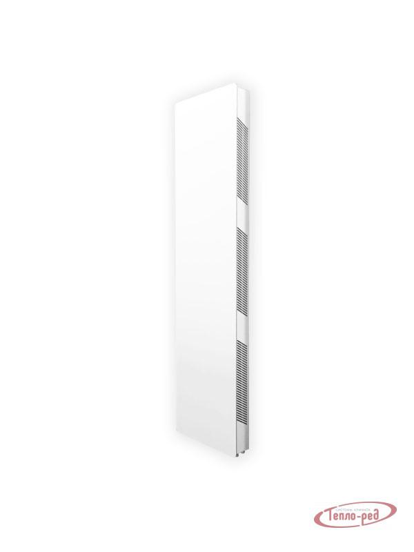 Купить Вертикальный дизайн-радиатор SAVVA DRV 2255 600 мм с панелью Color
