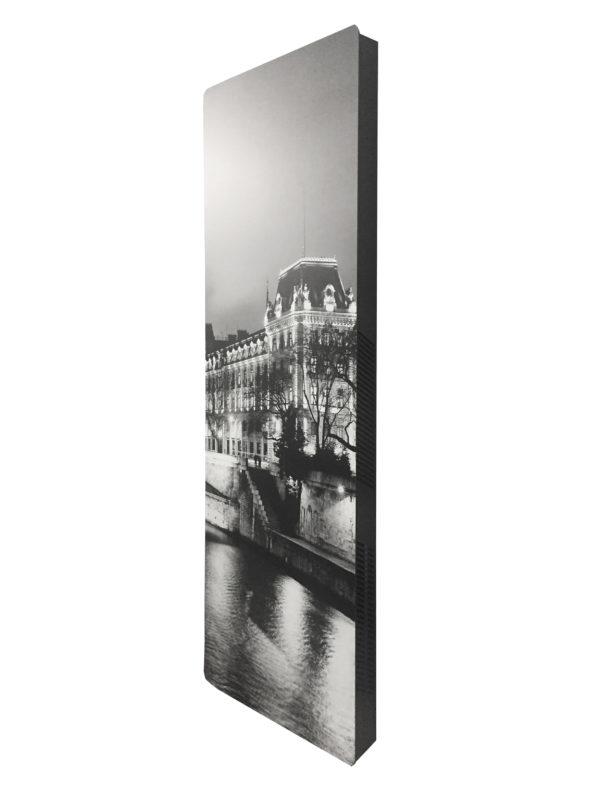 Купить Вертикальный дизайн-радиатор SAVVA DRV 1873 460 мм с панелью Decor
