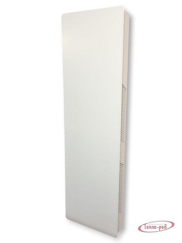 Купить Вертикальный дизайн-радиатор SAVVA DRV 2344 600 мм с панелью STL