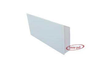 Купить Горизонтальный дизайн-радиатор SAVVA DRH 2251 с панелью Glass
