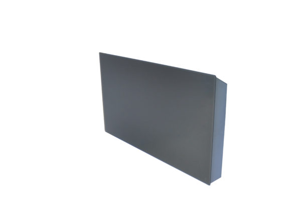 Купить Горизонтальный дизайн-радиатор SAVVA DRH 1769 с панелью Glass